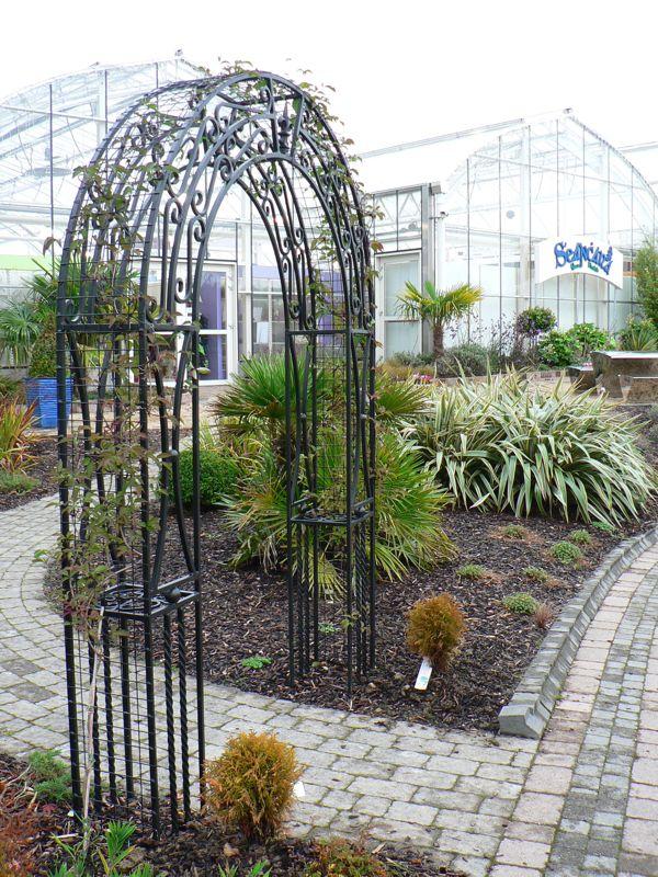 Superbe Garden Arch Project   Ballyseedy, Tralee